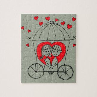 Love Couple Puzzles