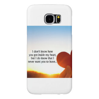 love cover samsung galaxy s6 cases