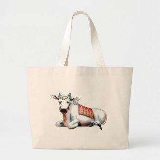 Love Cow Jumbo Tote Bag