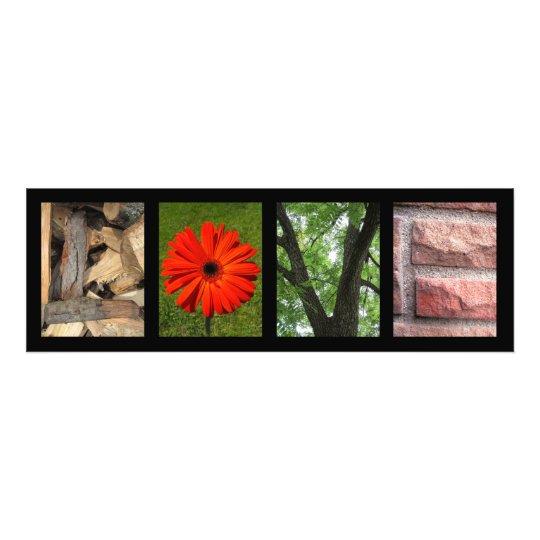 Love Creative Elements Letter Photography Print Photo Print