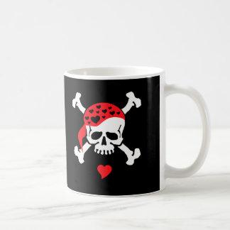 Love & Crossbones Coffee Mug