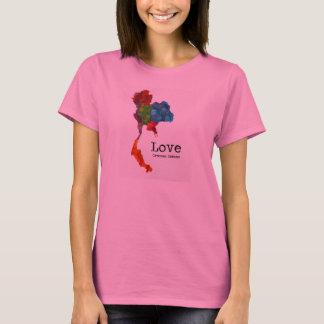 Love Crosses Oceans: Teachers for Thailand T-Shirt