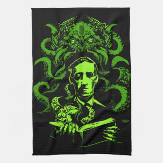Love Cthulhu Tea Towels
