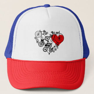 Love Cycling Cap