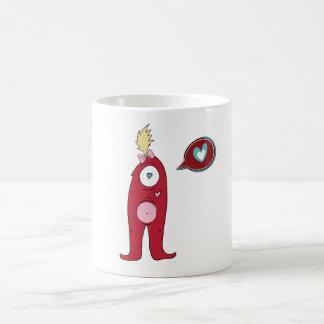 Love Cyclops Coffee Mugs
