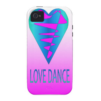 Love Dance Collection iPhone 4 Cover