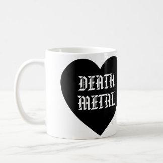 Love Death Metal Coffee Mug