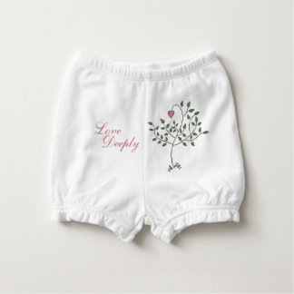 Love Deeply Deeply Loved Nappy Cover