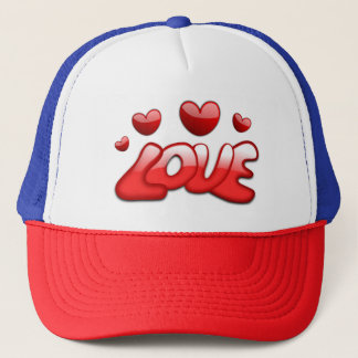 Love Design Hat
