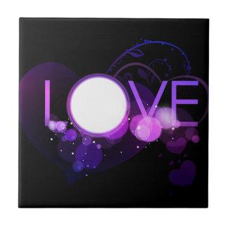 Love Design Trivet Small Square Tile