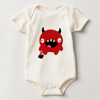 Love Devil baby Baby Bodysuit