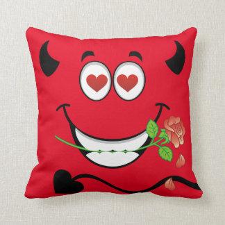 love devil cushion