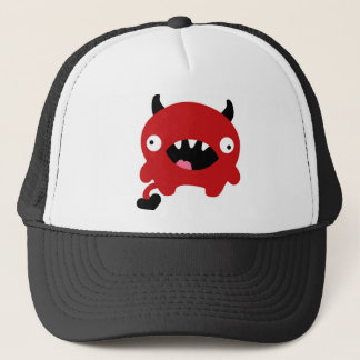 Love Devil Trucker Hat