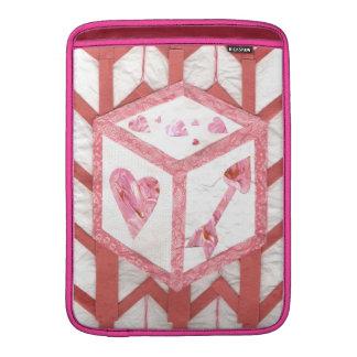 Love Dice Background Macbook Air Sleeve