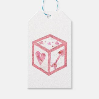 Love Dice Gift Tags