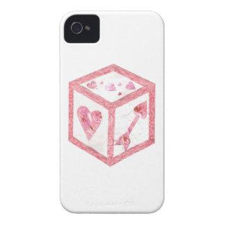 Love Dice I-Phone 4 Case