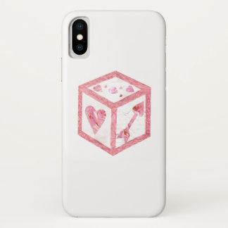 Love Dice I-Phone X Case