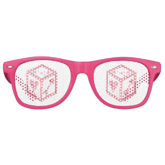 Love Dice Party Shades