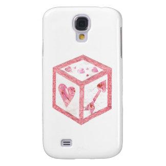 Love Dice Samsung Galaxy S4 Case