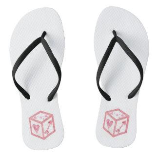 Love Dice Women's Sandals