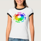 Love does not see colour or shape T-Shirt