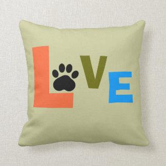 LOVE DOGS CUSHION
