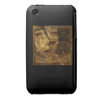love don't live here anymore - smoky matte edition iPhone 3 Case-Mate case