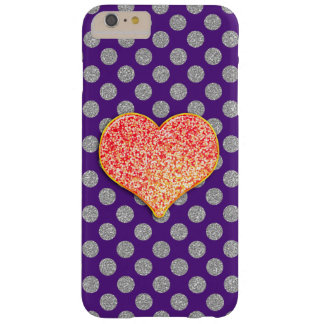 LOVE DOTS Custom Your BG- iPhone 6/6s Plus, Barely Barely There iPhone 6 Plus Case