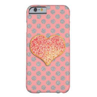 LOVE DOTS -Custom Your Color- iPhone 6/6s, Barely Barely There iPhone 6 Case