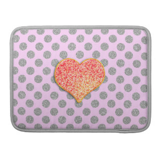 """LOVE DOTS -Custom Your Color- Macbook Pro 13"""" Sleeve For MacBooks"""