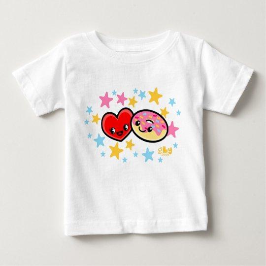love doughnuts baby T-Shirt
