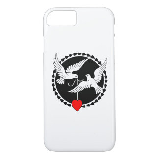 Love Doves iPhone 7 Case