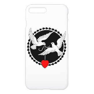Love Doves iPhone 7 Plus Case