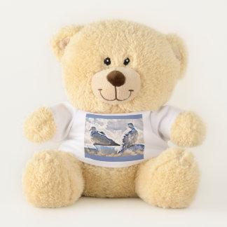 Love Doves Teddy Bear