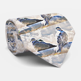 Love Doves Tie