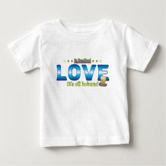 Love Dr. B Head T-shirts