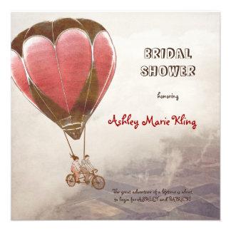 LOVE DREAM Bridal Shower Invitations