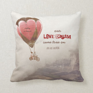 Love Dream gift pillow