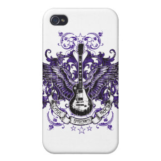 Love, Dream, Rock iPhone 4/4S Covers