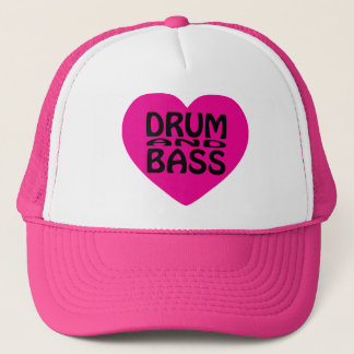 Love Drum and Bass Hat