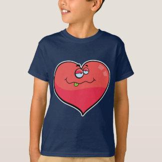 Love Drunk Cartoon T-Shirt