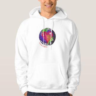 Love earth sweatshirt