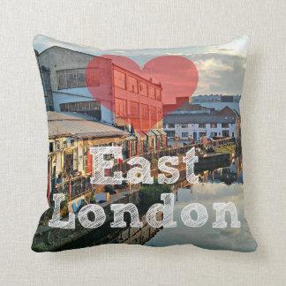Love East London Throw Cushion