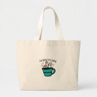 Love Eggnog Tote Bag