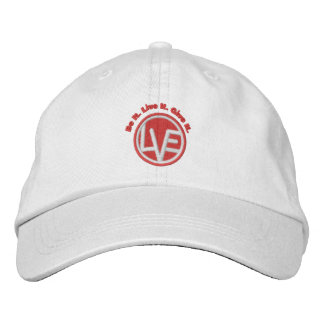 Love Emblem Embroidered Hat