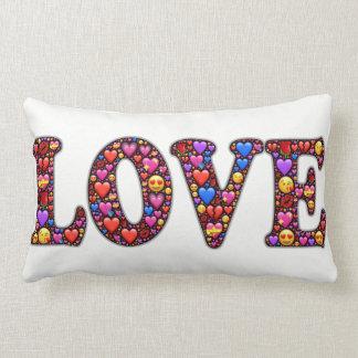 Love Emoji Pillow