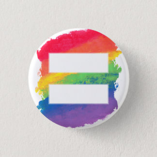 "Love Equals Love - 1"" Button"