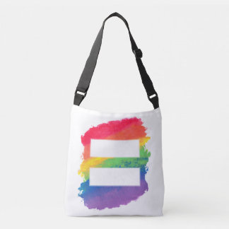 Love Equals Love - Cross-body Tote