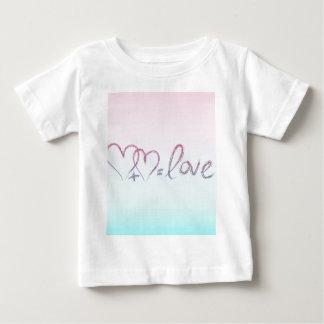 Love Equation Baby T-Shirt