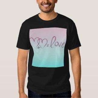 Love Equation T-shirts